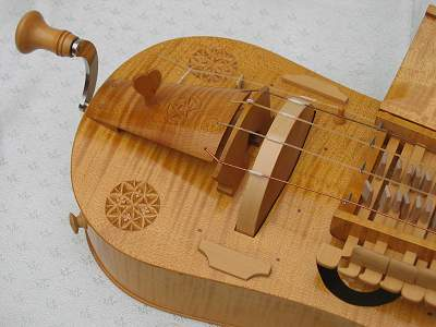 Aachener Hurdy Gurdy by Chris Allen and Sabina Kormylo