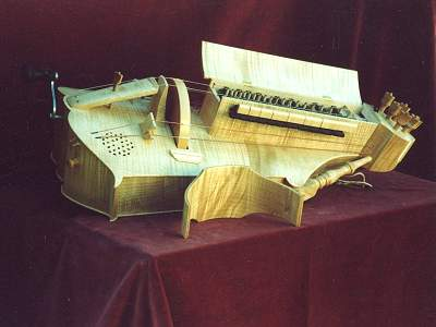Copy of Henry 3 Hurdy Gurdy by Chris Allen and Sabina Kormylo