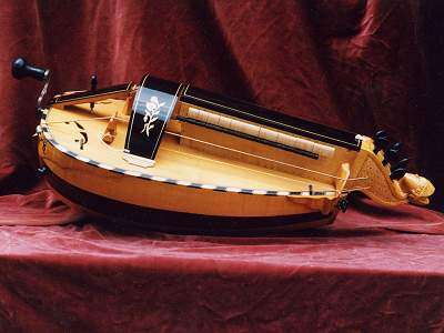 Copy of Pajot Fils Hurdy Gurdy by Chris Allen and Sabina Kormylo